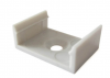 Clip fissaggio CP2515 PLASTICA per Profilo Alluminio PLI2515