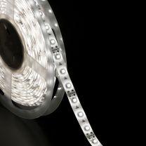 Strip LED 3528 60 LED/m bianco neutro 12v IP65 uso esterno 6W/m bobina 5m