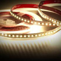 Strip LED 2835 120 LED/m bianco caldo 24V IP33 14