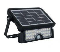 Proiettore LED solare da esterno SHOT con sensore di movimento PIR 5W 500LM