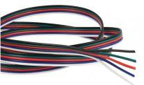Cavo RGB+W 5 poli 1 metro