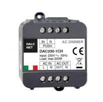 Dimmer DALCNET DAC230-1CH