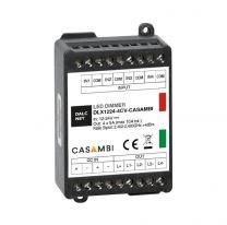 Dimmer DALCNET DLX1224-4CV-CASAMBI